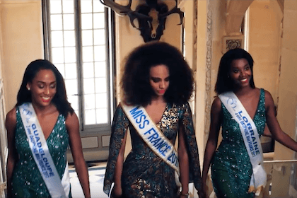 Miss France video
