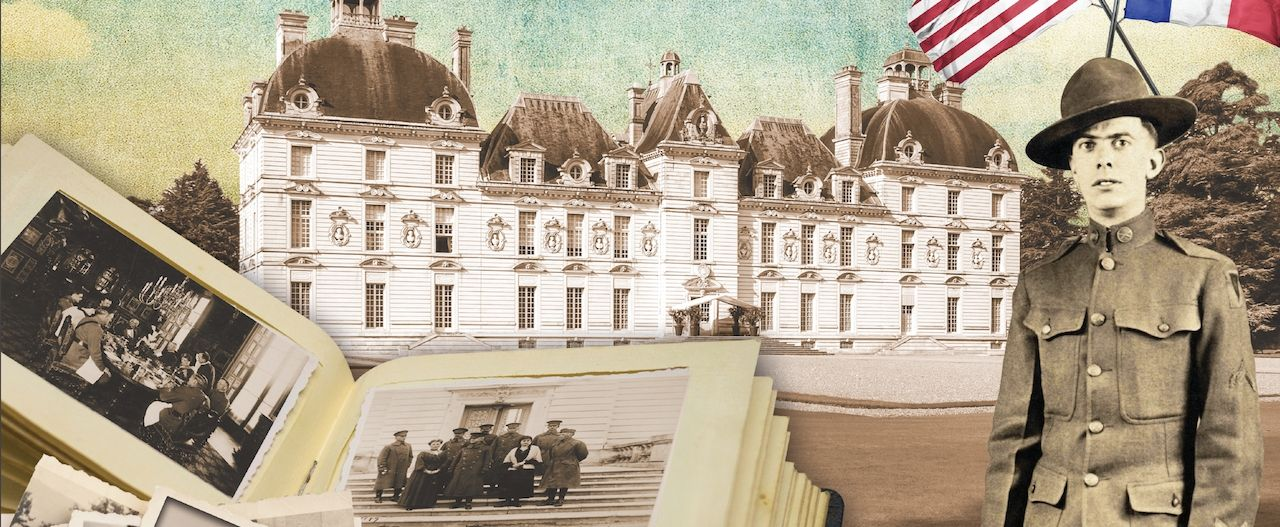 The Americans at the Château de Cheverny: 1918 - 2018