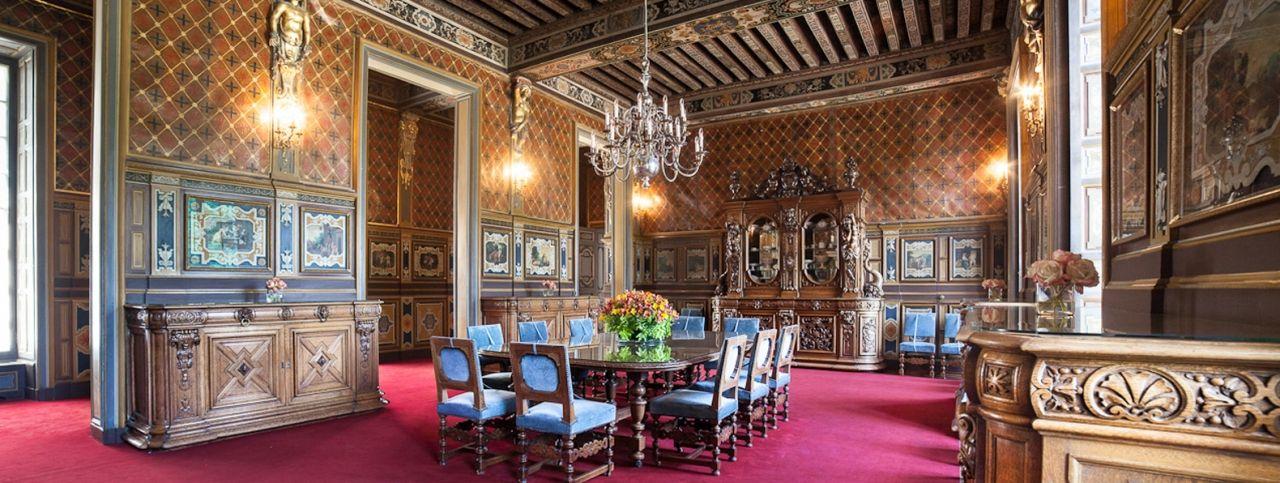 Visitez la propri t seigneuriale du ch teau de cheverny for Les salons du chateau