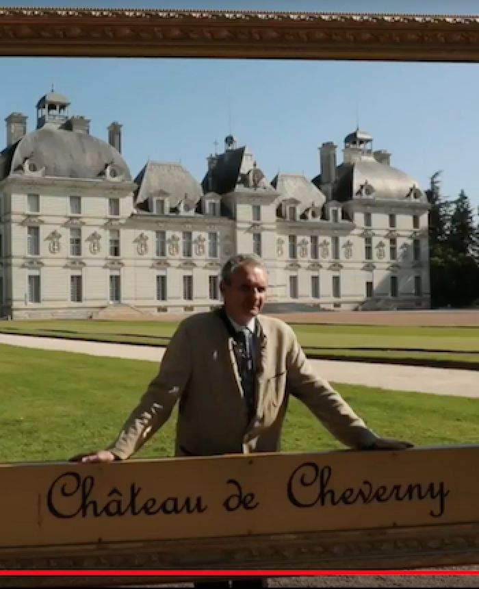 France 24 (9'54) : meet the owners of one of the Loire Valley's most famous chateaux