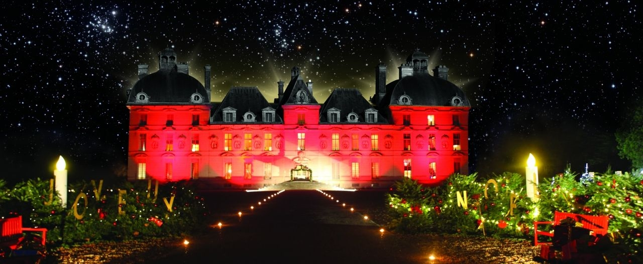 CHRISTMAS HOLIDAYS IN CHEVERNY