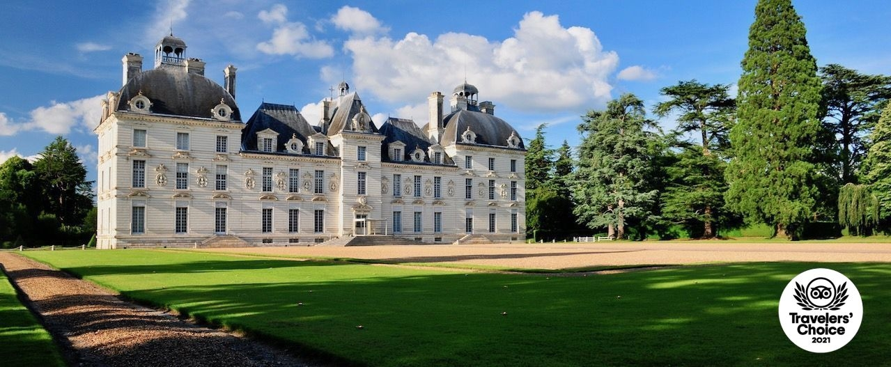 Welcome to the Château de Cheverny in the Loire valley