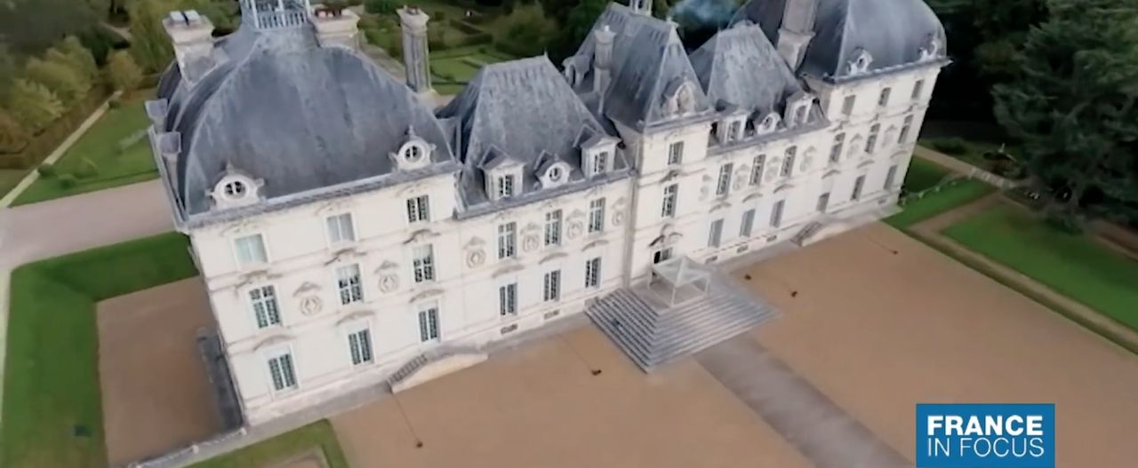 France 24 : Welcome to Chateau de Cheverny!